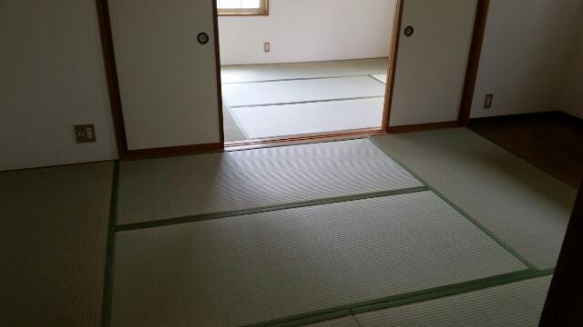 長岡市へ畳の納入から苗場へ畳の見積もりへ行ってきます。