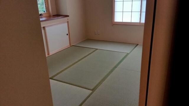 魚沼市の畳や障子・襖の張り替え工事のお客様のお宅訪問が楽しい!