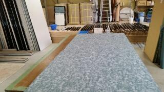 魚沼市の畳の張り替えと襖の張り替えをで4月の半ばまで休めません^^