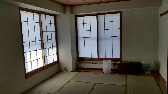 湯沢町のマンションへ畳納入と旅館の畳の依頼を頂きました。