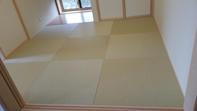 長岡市で縁無し畳工事をするなら柳瀬畳内装にお任せください!