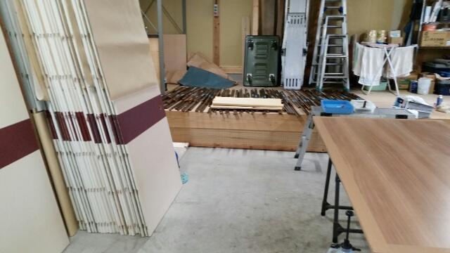 市営住宅の襖・障子の張り替え